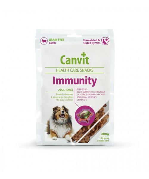 Canvit Immunity skanėstas šunims 200g.