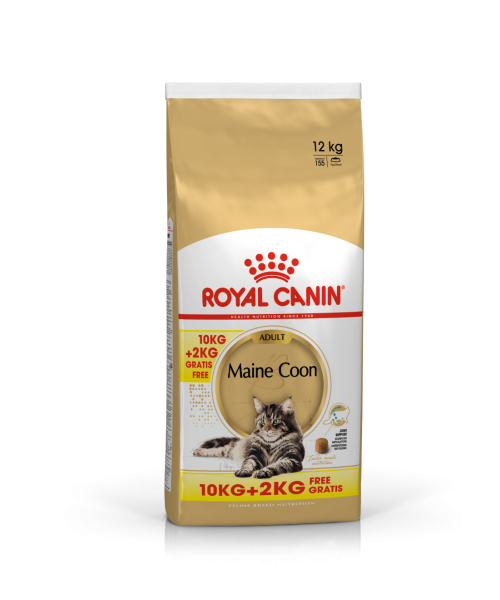 Royal Canin Maine Coon Adult 10 + 2 kg