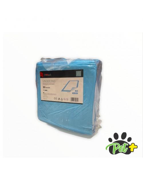 POLnet vienkartinės palos šunims, 60x90 cm ( 30 vnt )