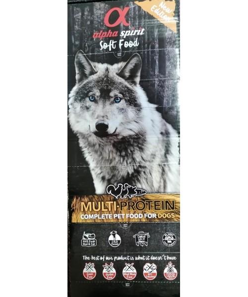 Alpha Spirit Dog Food MULTI COMPLETE begrūdis maistas šunims 9 kg