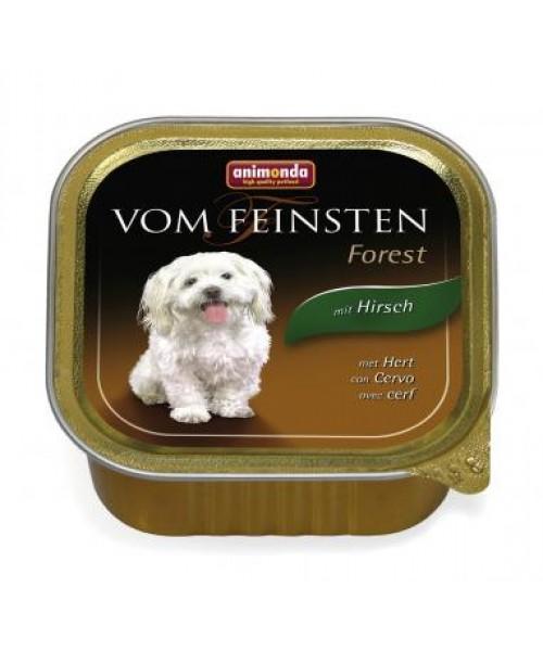 Animonda vom feinsten Forest šunų konservai su elniena, 150 g