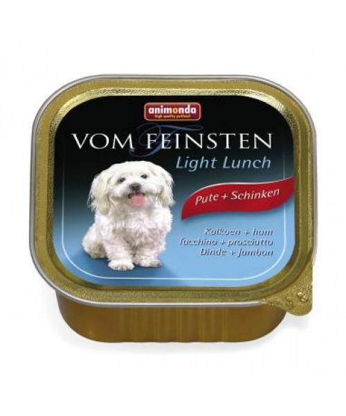 Animonda vom feinsten konservai su kalakutiena ir kumpiu šunims, 150 g