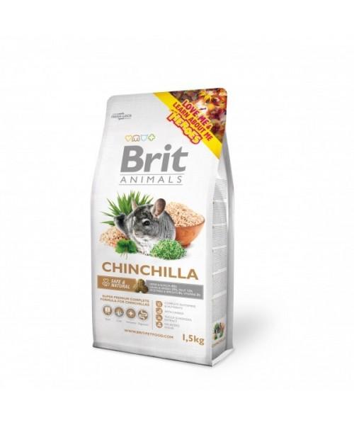 Brit Animals maistas šinšiloms 1.5 kg