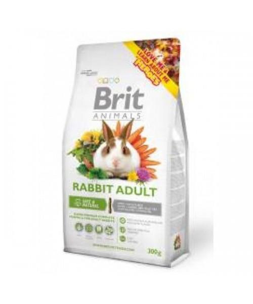Brit Animals maistas suaugusiems triušiams 3 kg