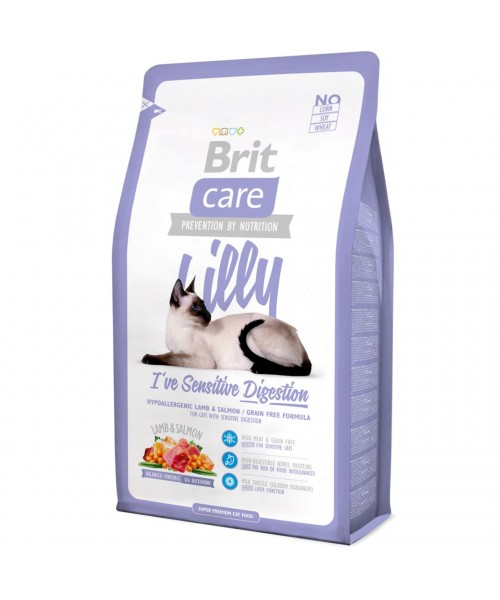 Brit Care Cat Lilly Digestion 7 kg