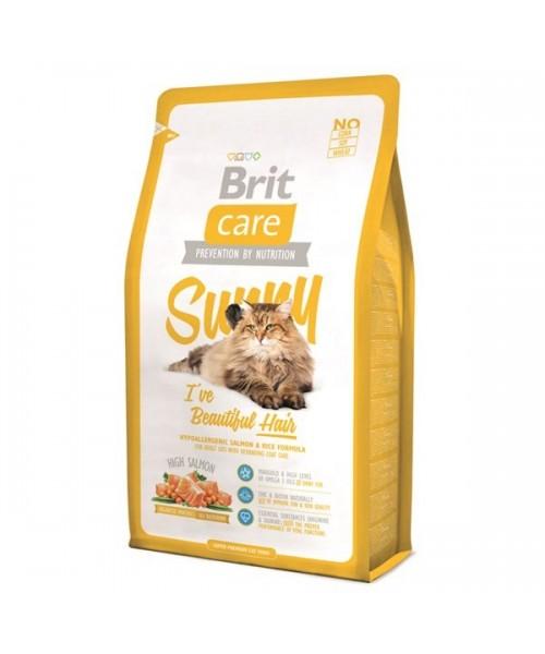 Brit Care Cat Sunny I've Beautiful Hair 7 kg