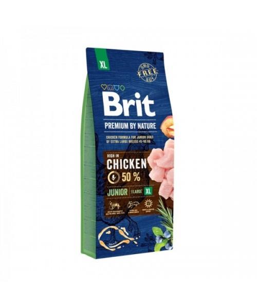 BRIT PREMIUM By Nature junior XL 15 kg