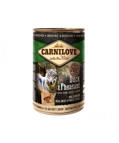 Carni Love Dog Wild Meat Duck&Pheasant 400 g
