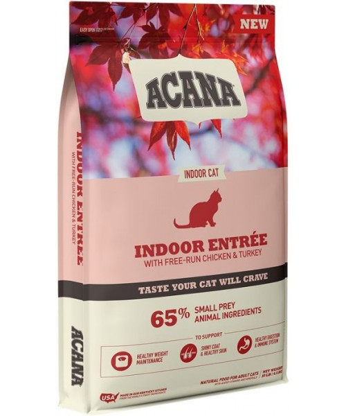 ACANA Indoor Entree 1.8 kg