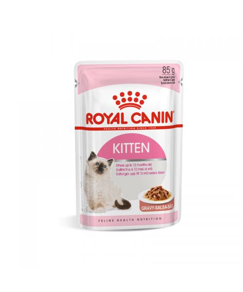 Royal Canin Kitten konservas padaže 85g