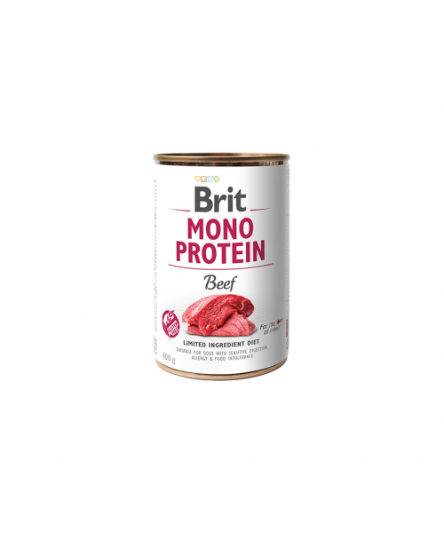 Brit Care Mono Protein Beef 400g