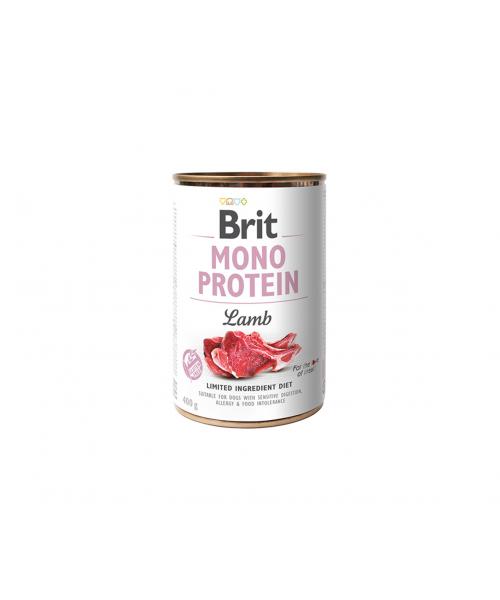 BRIT CARE Mono Protein Lamb  400g