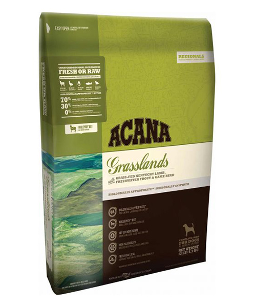 ACANA Grasslands 11,4 kg