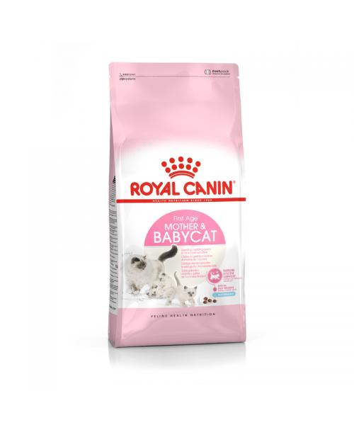 Royal Canin Mother & Babycat sausas maistas kaciukams ir žindancioms katems 2kg