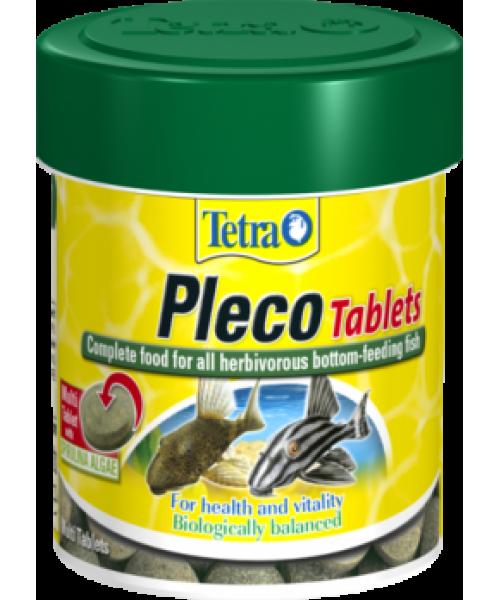 Tetra Pleco Tablets pašaras, 275 tabl.