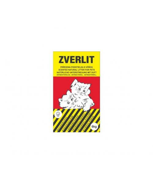ZVERLIT Kraikas bentonitinis aromatizuotas 10 kg